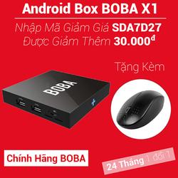 Boba X1