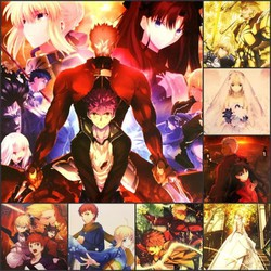 BỘ POSTER FATE STAYNIGHT