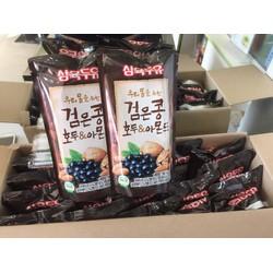 Sữa Óc chó Mè Đen và Hạnh Nhân Hàn Quốc