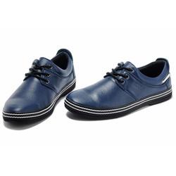 Giày tây nam chất liệu da biểu bì mềm kiểu dáng sang trọng NEW