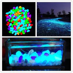 Bộ 20 viên Sỏi phát sáng ,sỏi dạ quang chuyên dụng cho bể cá