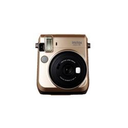 Máy chụp ảnh lấy ngay Fujifilm Instax Mini 70 màu vàng đồng