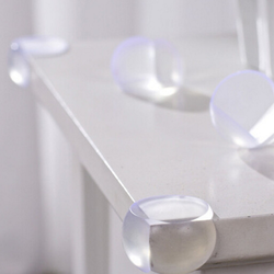 Bộ 4 miếng silicon bọc góc bàn