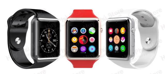 Đồng hồ thông minh Smartwatch cảm ứng lắp sim 2