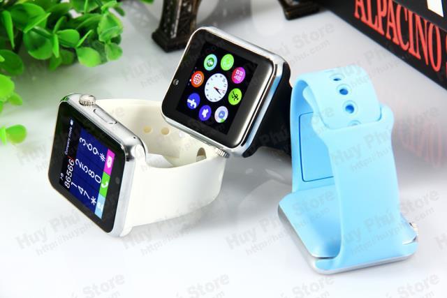 Đồng hồ thông minh Smartwatch cảm ứng lắp sim 3