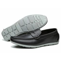 Giày lười da cực mềm,đi êm chân,kiểu dáng hiện đại