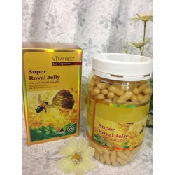 Sữa Ong Chúa Super Royal Jelly Vitatree- 365 viên