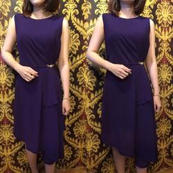 đầm trung niên cao cấp DRESS700