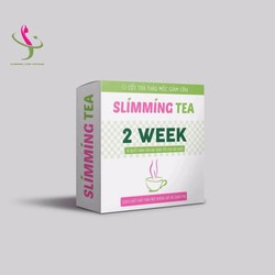 Bộ 2 hộp trà giảm cân hiệu quả Slimming Tea 2 week