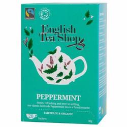 Trà English Tea Shop vị Bạc hà tách Caffein – 30g
