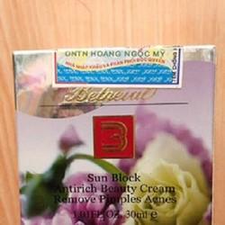 Kem trắng da, dành cho da mụn Betneval 30g - Taiwan