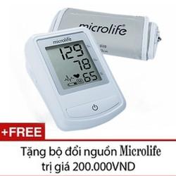 Máy đo huyết áp Microlife - 3NZ1-1P + Adapter