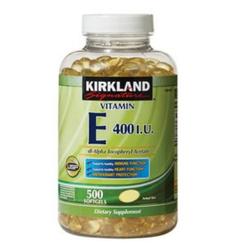 Viên Uống Vitamin E Đẹp Da, Chống Lão Hóa - 500v