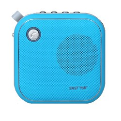 Loa bluetooth mini SAST N-603 - xanh