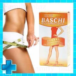 Giảm cân Baschi Cam Thái Lan hộp giấy siêu giảm cân- Mua 3 tặng 1