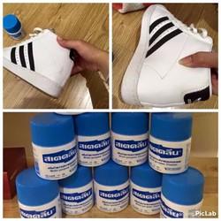Kem làm sạch vệ sinh giày đa năng