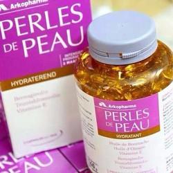 Viên uống đẹp da ngọc Trai Perles de Peau Pháp 200 viên