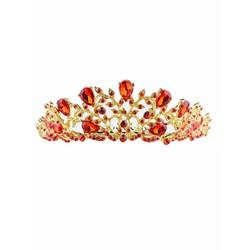 Vương miện cô dâu đính đá CM0085RE01