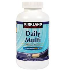 Viên Uống Bổ Sung Vitamin Và Khoáng Chất - 500 Viên