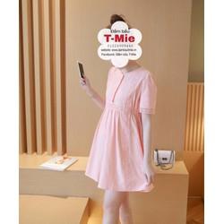 Đầm bầu style Korea, Hoàn tiền nếu sp ko như hình