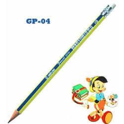 BÚT CHÌ GỖ GP-04 HB 10 CÂY 1 HỘP