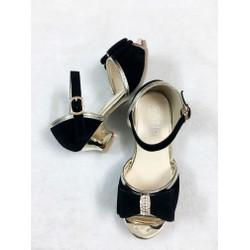 giày gót 3 phân xinh lung linh