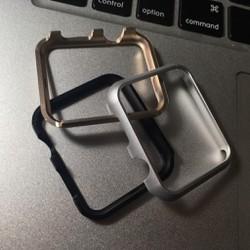Apple Watch 42mm - Ốp hợp kim nhẹ bảo vệ mặt trên đồng hồ