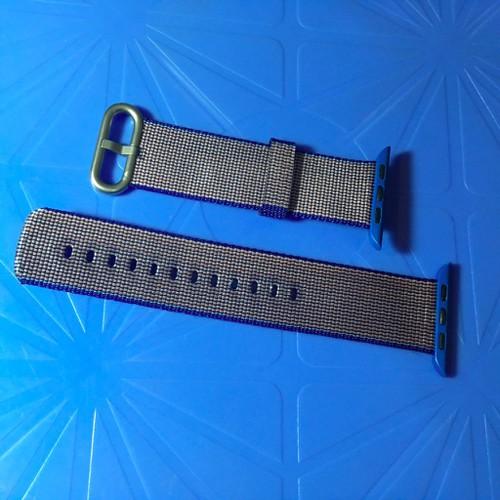 Watch 38mm-Dây đeo đồng hồ chất liệu vải nilon thể thao