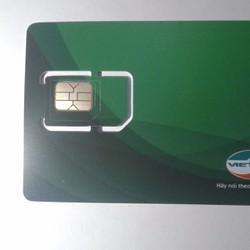 Sim Viettel giá rẻ có sẵn 200k tiền nội mạng