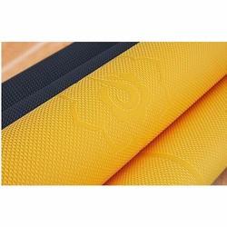 Thảm tập yoga Hatha chính hãng cao cấp màu vàng cam