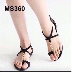giày sandal dây xinh
