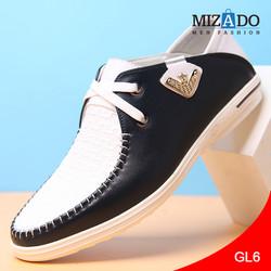 Giày lười nam kiểu dáng đẹp, cá tính, không trơn trượt, chống ăn mòn