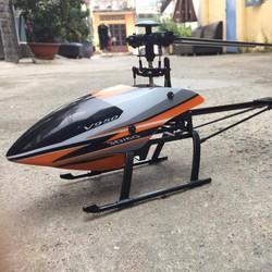 Máy bay trực thăng motor brushless WLtoys V950
