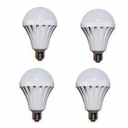 Bộ 4 bóng đèn Led Bulb tích điện thông minh SmartCharge 7W
