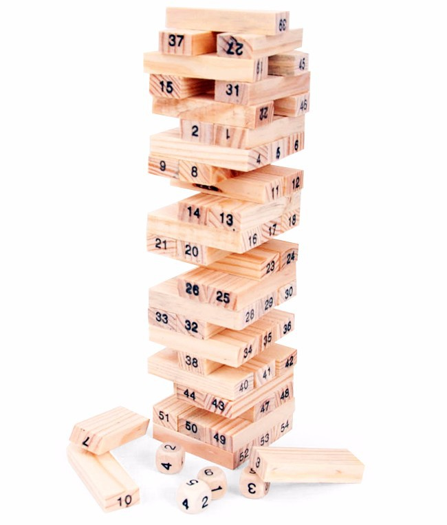Trò chơi rút gỗ cho Tết thêm ý nghĩa 3
