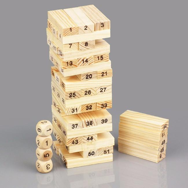 Trò chơi rút gỗ cho Tết thêm ý nghĩa 1