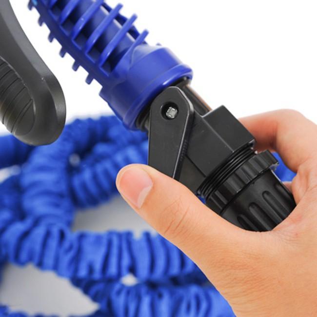 Vòi xịt nước tưới cây rửa xe Magic hose 30m 3