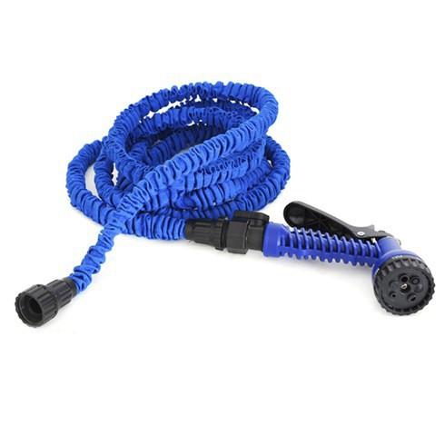 Vòi xịt nước tưới cây rửa xe Magic hose 30m 6