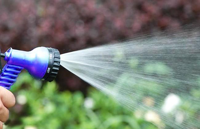 Vòi xịt nước tưới cây rửa xe Magic hose 30m 7