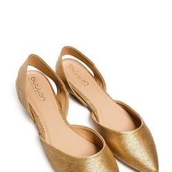 giày búp bê ánh kim