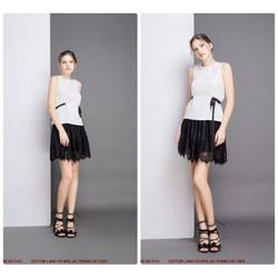 Set váy ren cao cấp