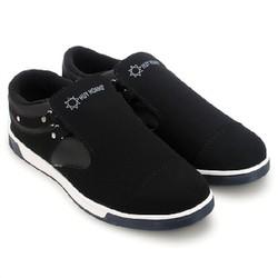- Giày thể thao nam Huy Hoàng màu đen- HH7601
