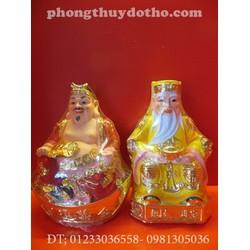 Ông Tài Địa thờ bàn thờ thần tài cao30cm-Phongthuydotho