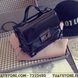 Túi xách da bóng đẹp lạ T222