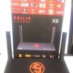 ANDROID TV BOX Philip X9 1GB RAM
