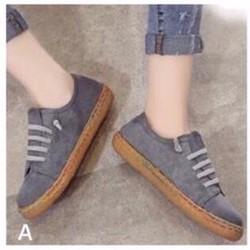 giày mọi kiểu dáng thể thao 1533