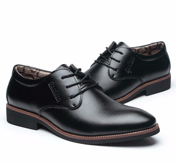 B588 - Giày tây nam phong cách Ý mẫu mới 2