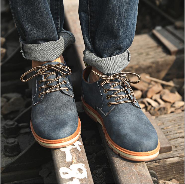 Giày bốt nam thời trang HNP GN098 2