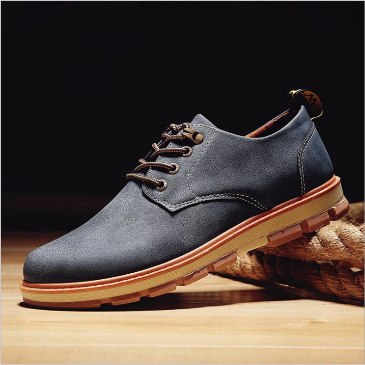 Giày bốt nam thời trang HNP GN098 5