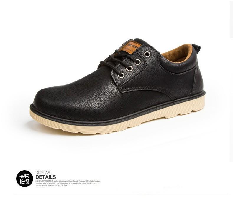 Giày Nam Da Cao Cấp Hàn Quốc - S19 4